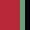 Red/White/Green/Black