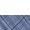 White/French Blue Plaid