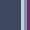 Dark Blue/Capri/Raspberry