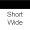 Short Wide