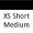 Xs Short Med