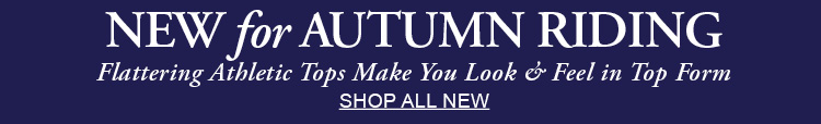 Shop New for Fall