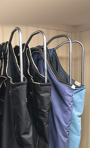Blanket Racks & Bags Image