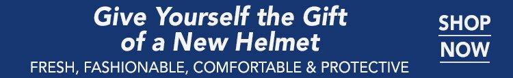 Shop 20% Off Select Helmets