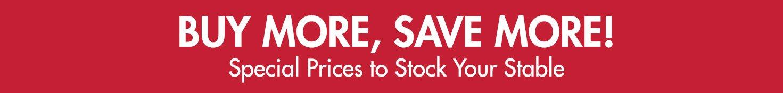 Bulk Pricing - Buy More, Save More