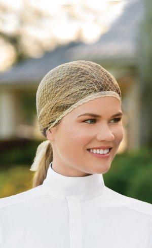 Hair Nets & Bows Image