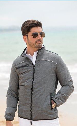 Men's Outerwear & Vests Image