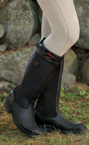 Winter Riding Boots Image