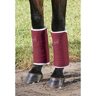 """Dover Saddlery® No-Bows Leg Wraps (12""""H x 30""""L)"""