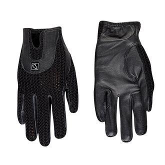 SSG® Lycrochet Horseshoe Back Gloves