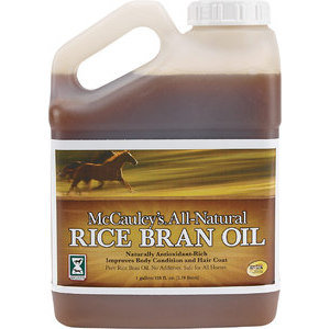 McCauleys Rice Bran Oil