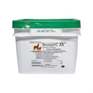 Strongid® C2x -Double Strength Daily Dewormer