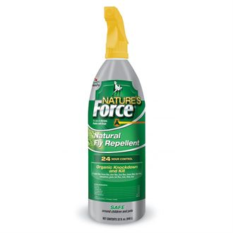 Manna Pro® Natures Force® Natural Equine Fly Spray
