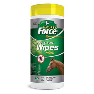 Manna Pro® Natures Force® Face & Body Wipes