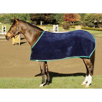 Blue Ribbon Custom Bath Robe Horse Sheet