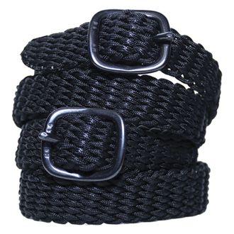 Herm Sprenger® Black Buckle Nylon Spur Straps