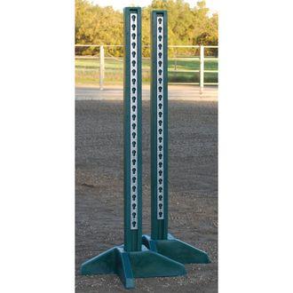 Burlingham Sports Keyhole-Track Post Standards
