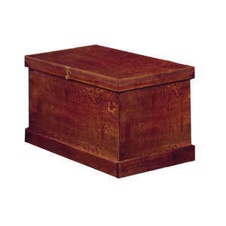 Dover Saddlery® Large Hardwood Trunk