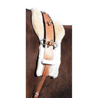 Sheepskin Surcingle Pad
