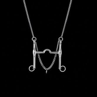 Weymouth Bit Necklace