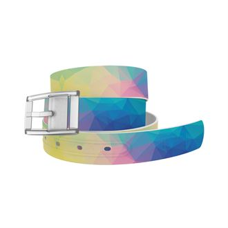 C4 Pattern Belt with Buckle