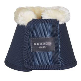 Schockemöhle 1680D Fleece-Lined Bell Boots