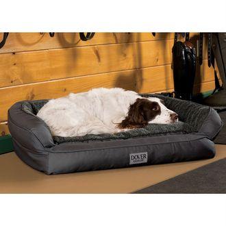 Dover Saddlery® EZ Wash Small Bolster Dog Bed