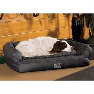 Dover Saddlery® EZ Wash Medium Bolster Dog Bed