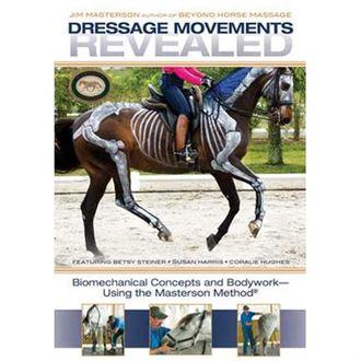 Dressage Movements Revealed DVD set