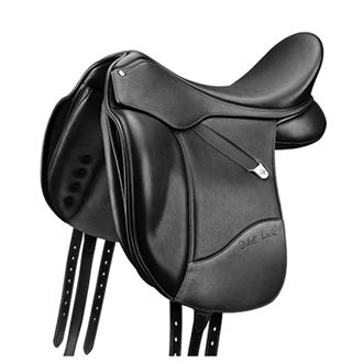 Bates Isabell Luxe Leather Dressage Saddle