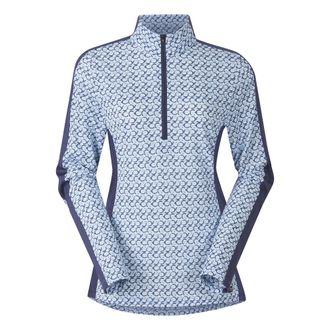 KerritsLadies' Cool Ride IceFil® Long Sleeve Print Shirt