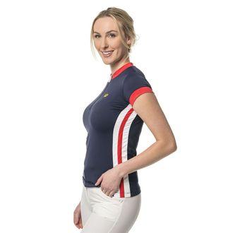 Kastel Denmark Ladies' Champion Collection Cap Sleeve Top