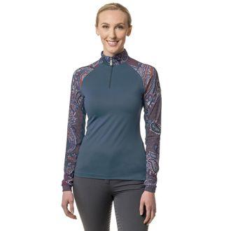 Kastel Denmark Ladies' Roma Long Sleeve Shirt