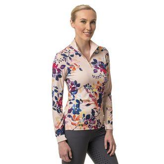 Kastel Denmark Ladies' Allegra Long Sleeve Shirt