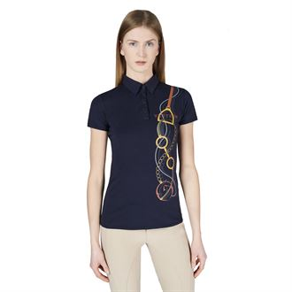 Vestrum Ladies' Lucera Short Sleeve Polo Shirt
