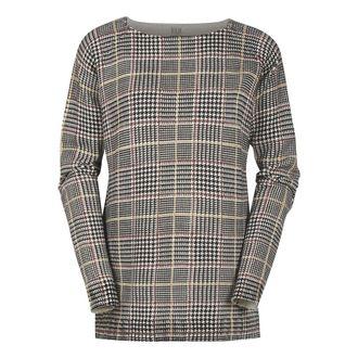 EQL by KerritsLadies' Split Hem Tunic Sweater