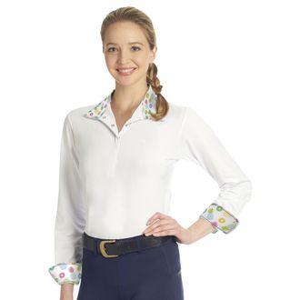 Ovation® Ladies' Jorden Quarter-Snap Show Shirt