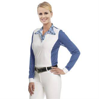 Ovation® Ladies' Belmont Long Sleeve Show Shirt