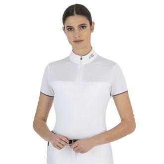 Equiline Ladies' Cordac Short Sleeve Show Shirt