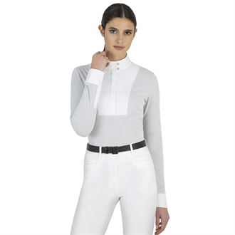 Equiline Ladies' Gardeg Long Sleeve Show Shirt