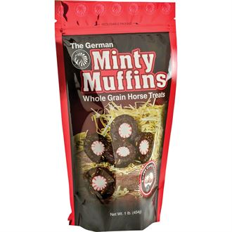 Equus Magnificus German Minty Muffins