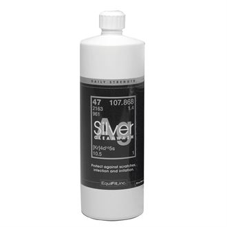 EquiFit® AgSilver Daily Strength CleanWash
