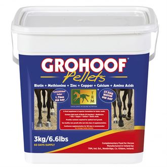 TRM® Grohoof Concentrated Pellets