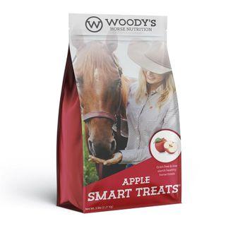 Woody's Horse Nutrition Apple Smart Treats®
