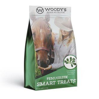 Woody's Horse Nutrition Fenugreek Smart Treats®
