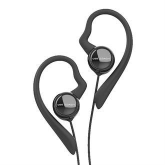CEECOACH® Over the Ear Wired Headset