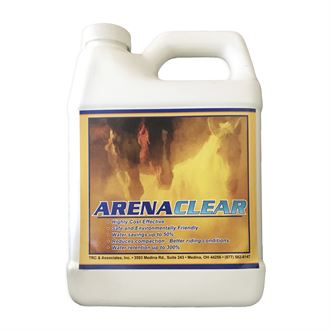 ArenaClear™ Dust Control