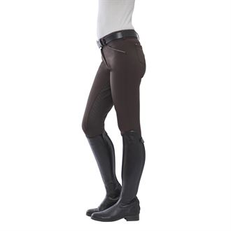 Dover Saddlery® Ladies' Wellesley Silicone Full-Seat Breech