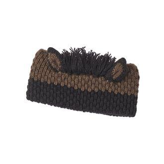 Knit Horse Headband
