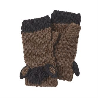 Knit Horse Hand Warmers